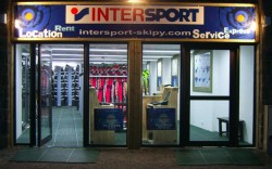 location de materiel de ski intersport les angles
